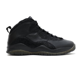 "Air Jordan 10 Retro Ovo ""Ovo"" Noir (819955-030)"