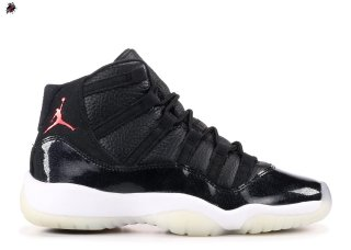 "Air Jordan 11 Retro (Gs) ""72 10"" Noir Blanc (378038-002)"