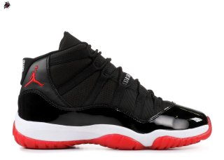 "Air Jordan 11 Retro (Gs) ""Countdown Pack"" Noir Rouge (342770-062)"