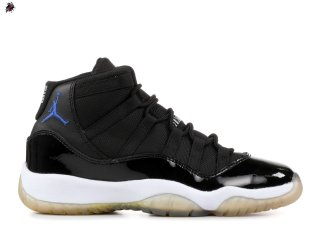 "Air Jordan 11 Retro (Gs) ""Space Jam 2009 Release"" Noir (378038-041)"