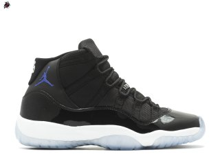 "Air Jordan 11 Retro (Gs) ""Space Jam 2016 Release"" Noir Blanc (378038-003)"