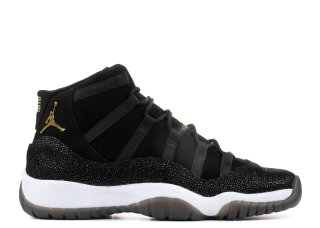 "Air Jordan 11 Retro Prem Hc (Gs) ""Heiress"" Noir (852625-030)"