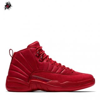 "Air Jordan 12 ""Gym Rouge"" Rouge (130690-601)"
