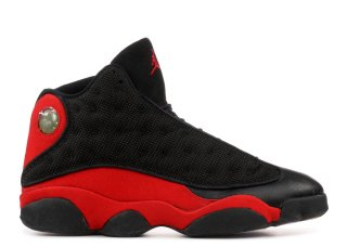Air Jordan 13 (Og) Noir Rouge (136002-062)