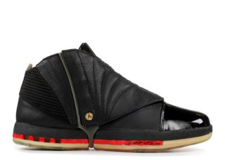 Air Jordan 16 3/4 High Men Noir (136059-061)