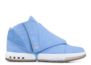 "Air Jordan 16 ""Pantone Collection"" Bleu (su08mj735z)"