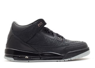Air Jordan 3 Retro Flip (Gs) Noir (315768-001)