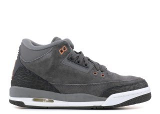 Air Jordan 3 Retro Gg Gris (441140-035)