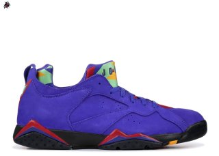 "Air Jordan 7 Low Nrg ""Bright Concord"" Pourpre (ar4422-407)"