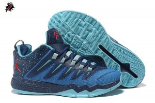 "Jordan CP3 IX 9 ""Alternate Away"" Bleu Noir"