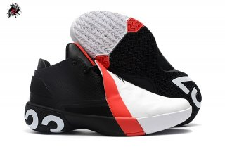 Jordan Ultra.Fly 3 Noir Blanc Rouge
