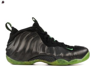 "Nike Air Foamposite One ""Hoh Electric Green"" Noir Vert (314996-030)"