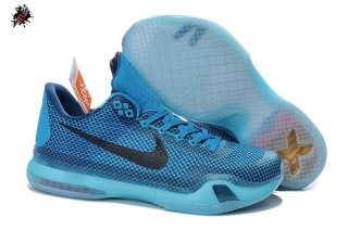 "Nike Kobe X 10 ""5Am Flight"" Bleu"