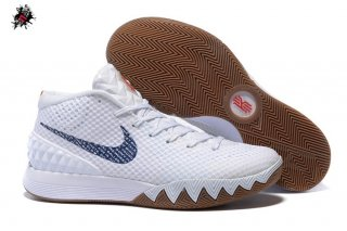 "Nike Kyrie Irving I 1 ""Uncle Drew"" Blanc Marron (584170)"