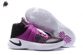 "Nike Kyrie Irving II 2 ""Grape Jelly"" Noir Pourpre"