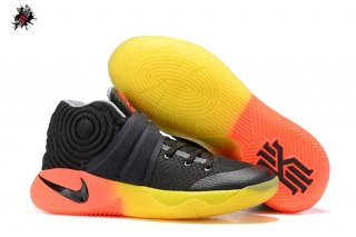 Nike Kyrie Irving II 2 Noir Orange Jaune
