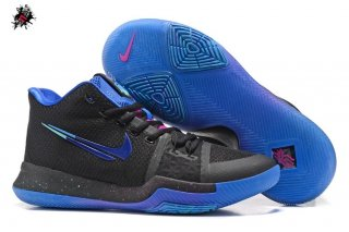 "Nike Kyrie Irving III 3 ""Flip The Switch"" Noir Bleu"