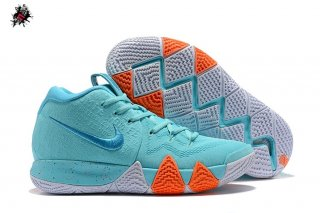 Nike Kyrie Irving IV 4 Bleu Orange
