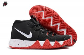 Nike Kyrie Irving IV 4 Noir Blanc Rouge