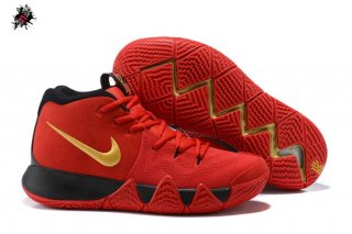 Nike Kyrie Irving IV 4 Rouge Or Noir