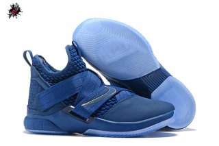 Nike Lebron Soldier XII 12 Marine Or