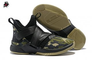 Nike Lebron Soldier XII 12 Sfg Camo Black