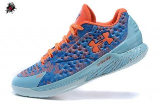 "Under Armour Curry 1 Low ""Elite 24"" Bleu"