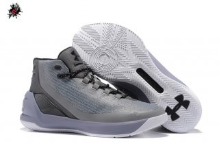 "Under Armour Curry 3 ""Gris Matter"" Gris"