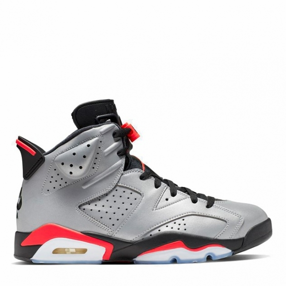 "Air Jordan 6 ""Reflections Of A Champion"" Argent (CI4072-001)"