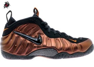 "Nike Air Foamposite Pro ""Color Shift"" Or Noir (624041-800)"