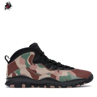 "Air Jordan 10 Retro ""Duck Camo"" Camo (310805-200)"
