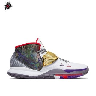 "Nike Kyrie Irving VI 6 Preheat ""Houston"" Multicolore (CN9839-100)"