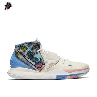 "Nike Kyrie Irving VI 6 Preheat ""Los Angeles"" Multicolore (CN9839-101)"