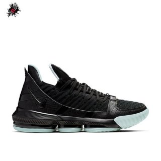 "Nike Lebron XVI 16 ""Glow In The Dark"" Noir (CD2451-001)"