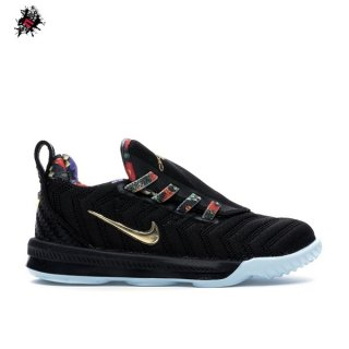 "Nike Lebron XVI 16 (TD) ""Watch The Throne"" Noir (CJ6708-001)"