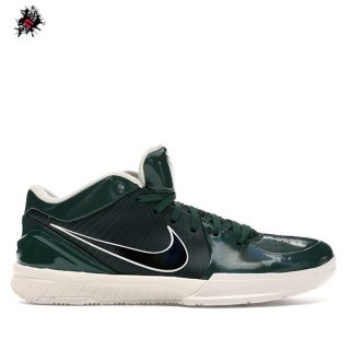 "Nike Zoom Kobe IV 4 Protro Undefeated ""Milwaukee Bucks"" Noir Vert (CQ3869-301)"
