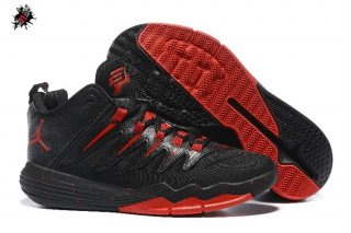 Air Jordan Chris Paul 9 Noir Rouge