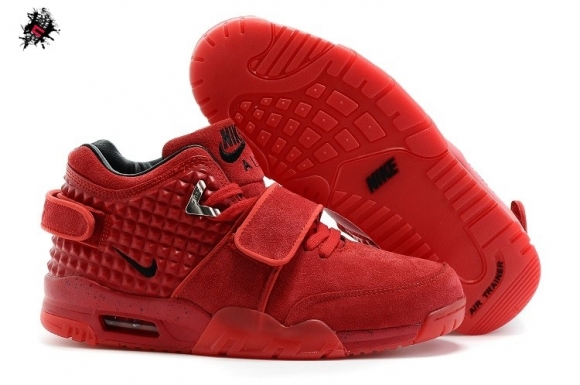 Air Trainer Cruz Rouge