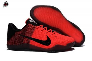 Nike Zoom Kobe 11 Elite Noir Orange
